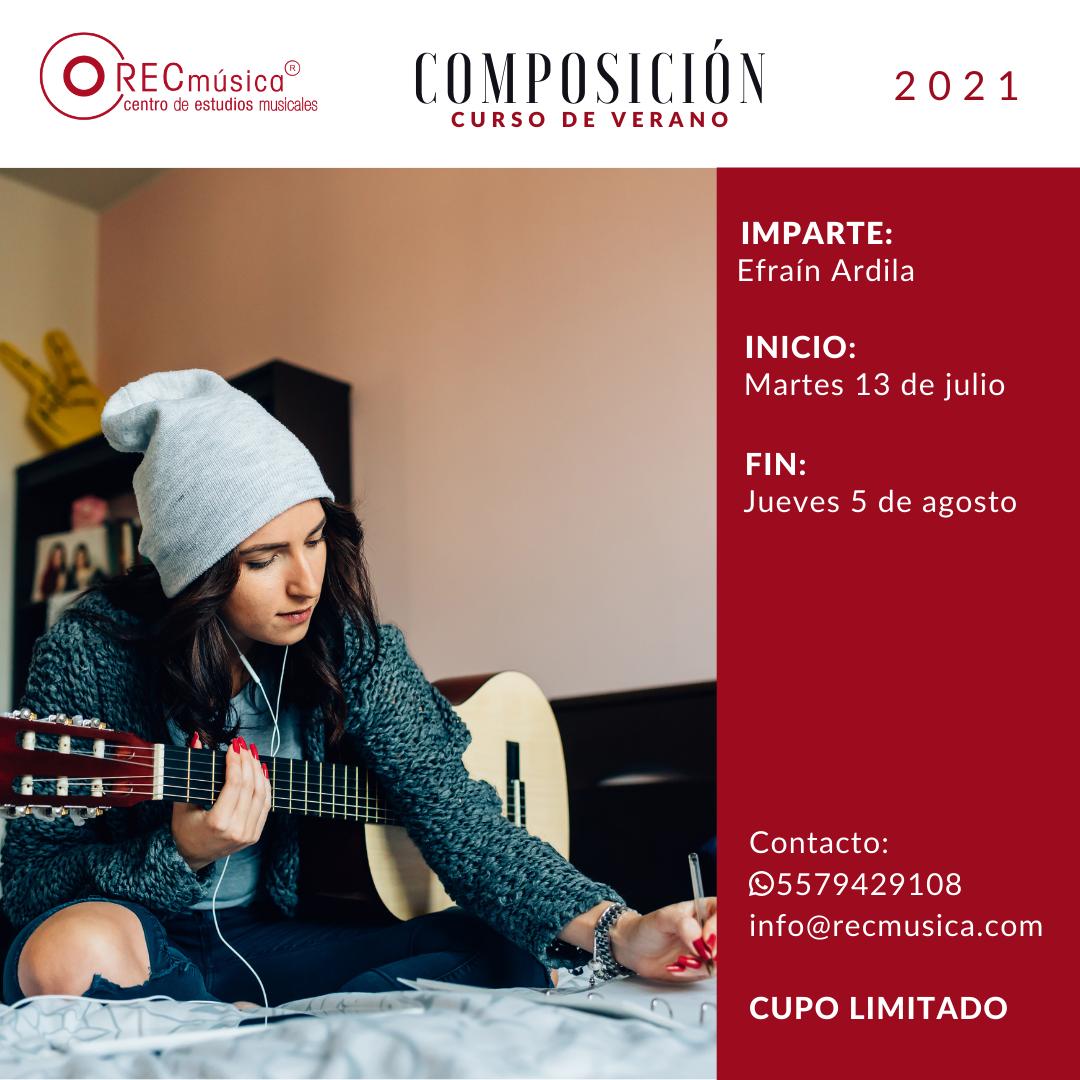 INSTA CURSO DE COMPOSICIÓN